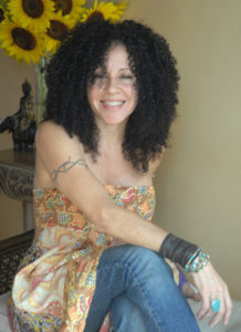 "Elizabeth ""Lizzy"" Hoffmann Founder of Urban Bliss Yoga"