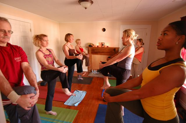 Urban Bliss Yoga in Cornelius, NC