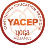 YACEP Yoga Alliance Continuing Education Provider Urban Bliss Yoga