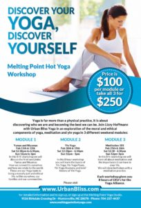 Huntersville Yoga Workshop