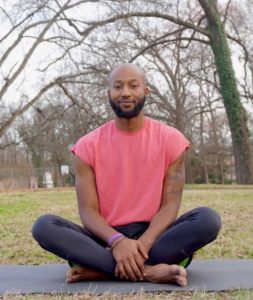Micheal Sinclair Urban Bliss Yoga Teacher Trainer