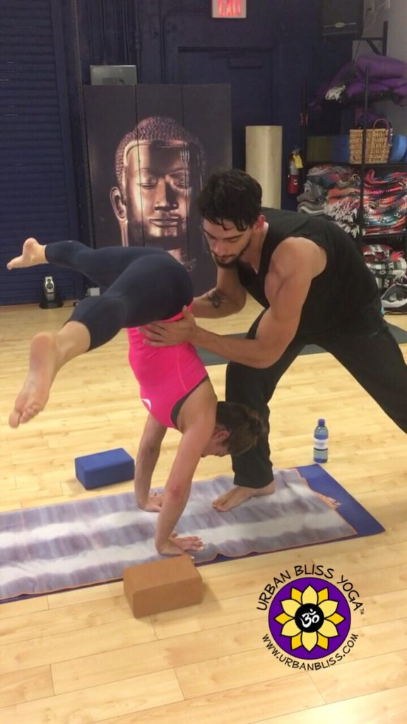 Handstand Workshop in Coral Springs