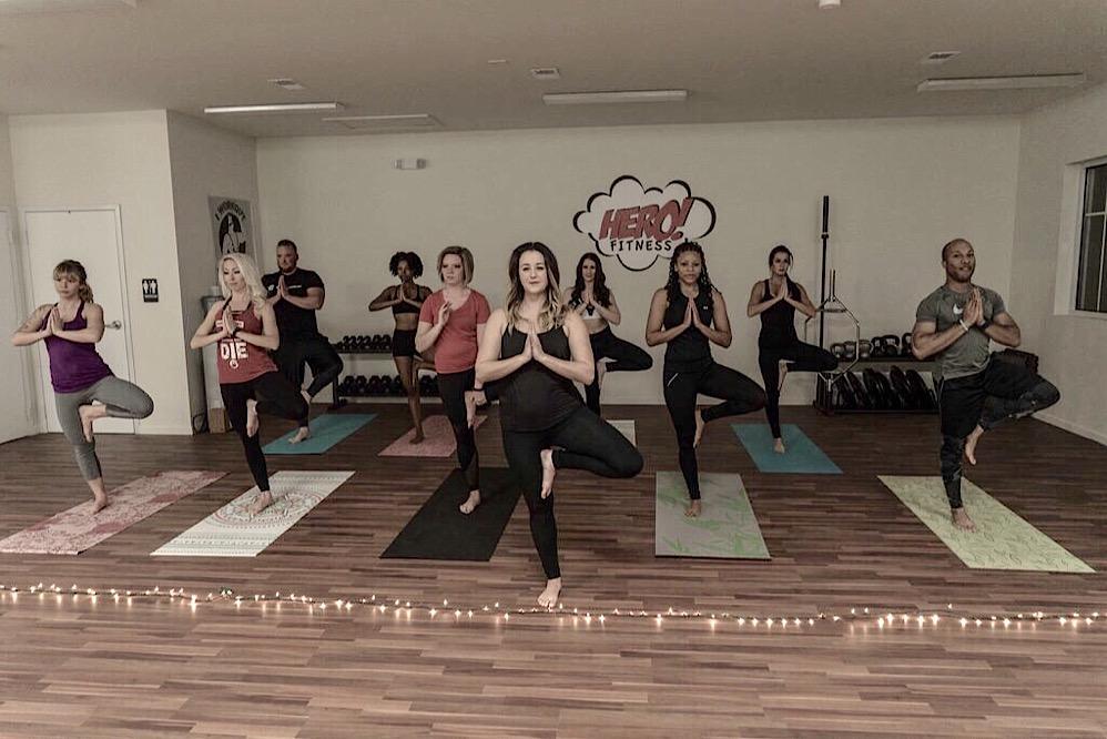 Matthews Yoga Teacher Training