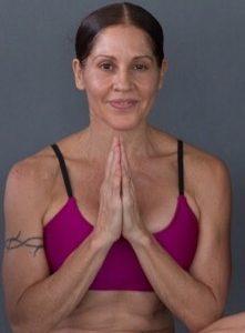 """Director of Urban Bliss Yoga Elizabeth """"Lizzy"""" Hoffmann"""