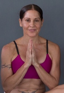 "Director of Urban Bliss Yoga Elizabeth ""Lizzy"" Hoffmann"
