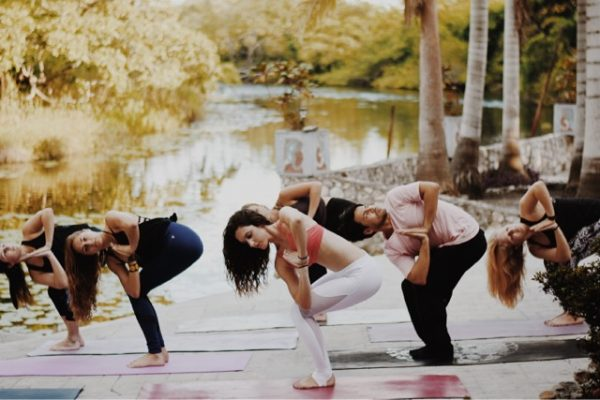 Belize Yoga Teacher Training with Urban Bliss Yoga