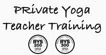 Private Yoga Teacher Training