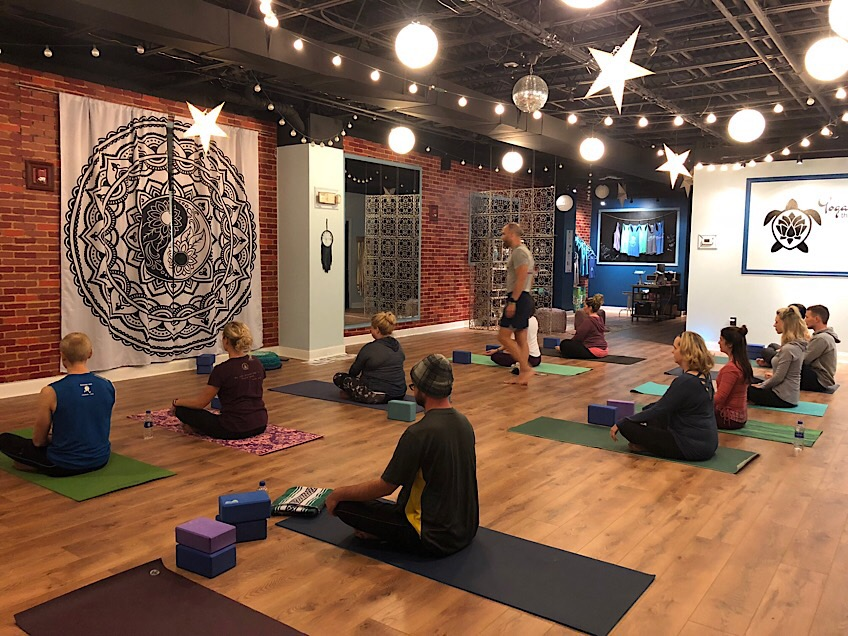 Yoga Cove Concord - Yoga Teacher Training