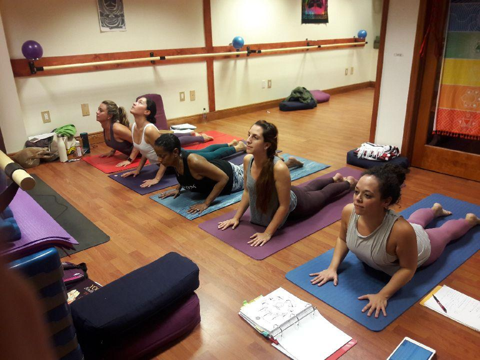 Kendall Yoga Teacher Training by Buddhaful Om Yoga and Urban Bliss